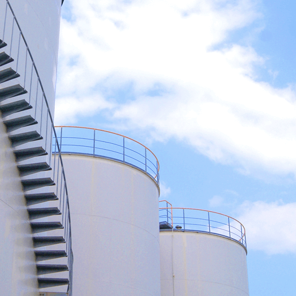 Image of a plant, where Tateho produce magnesium hydroxide and magnesium oxide.