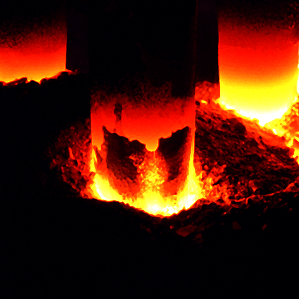 Production of electro-fused magnesium oxide
