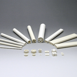 Various magnesium oxide insulators, TATECERA® EMG made by Tateho Chemical